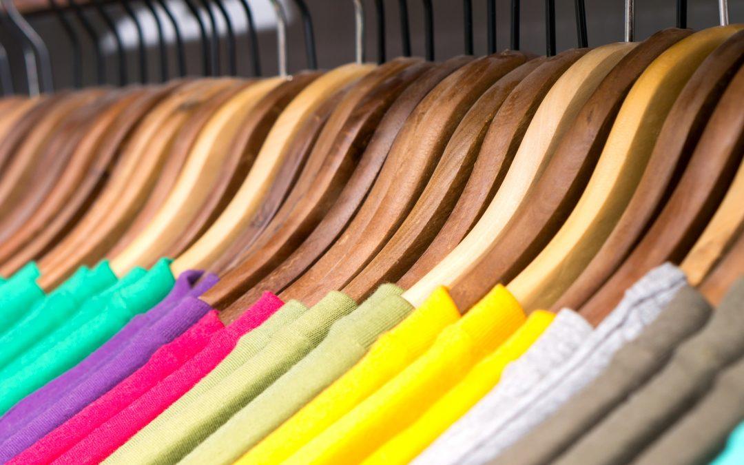 Zweites Standbein: Textildruck als Nebentätigkeit