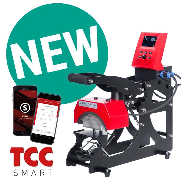 Die Secabo TCC SMART Kappenpresse: Trendige Caps individuell gestaltet