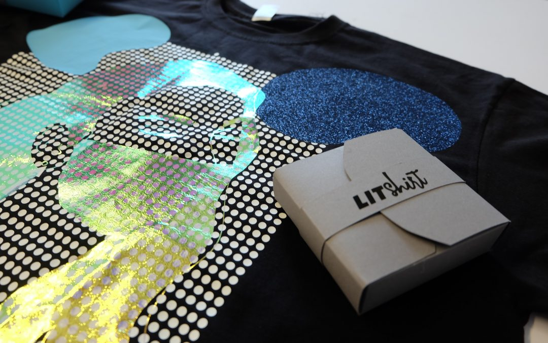 Digital Finishing: Eine eigene Verpackung entwerfen!