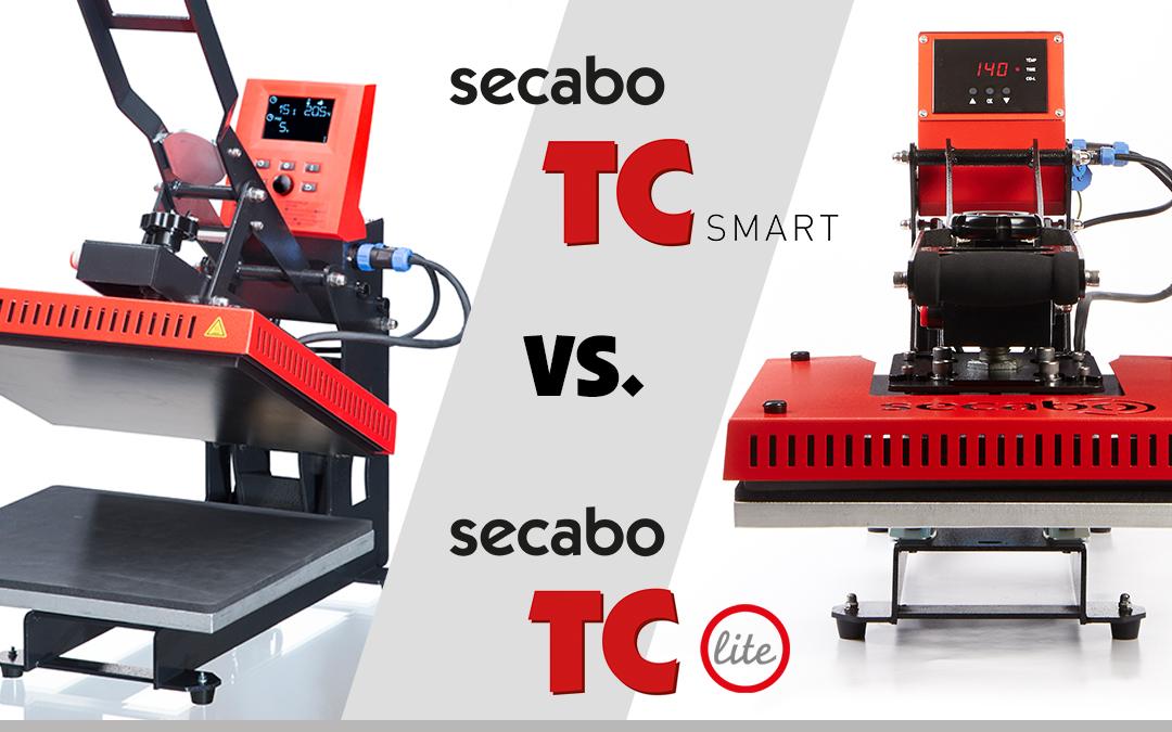 Der Unterschied zwischen der Secabo LITE-Serie und Secabo SMART-Serie