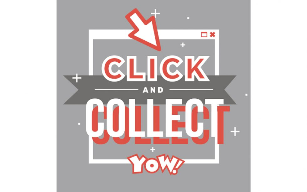 Click and Collect - jetzt auch bei YOW!