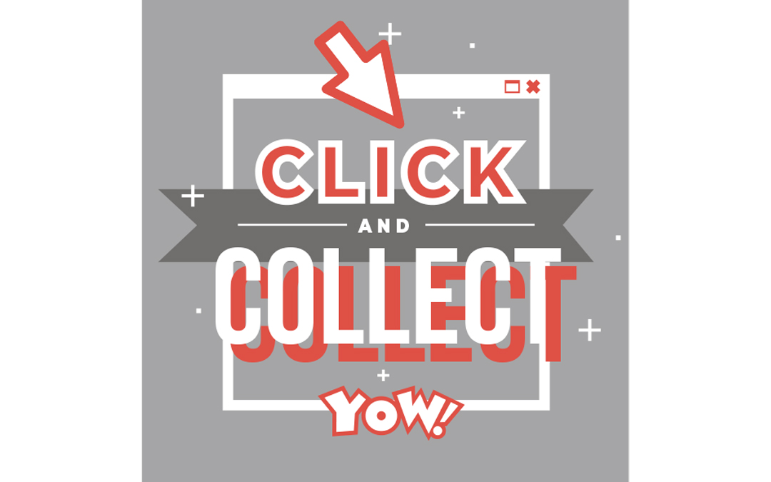Click and Collect – jetzt auch bei YOW!