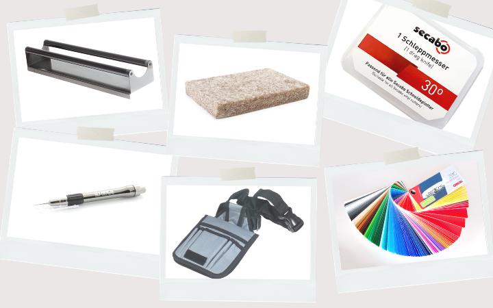 Werkzeuge & Hilfsmittel im Überblick